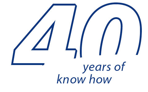 40 years of know-how